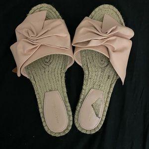 Avec les Filles slippers